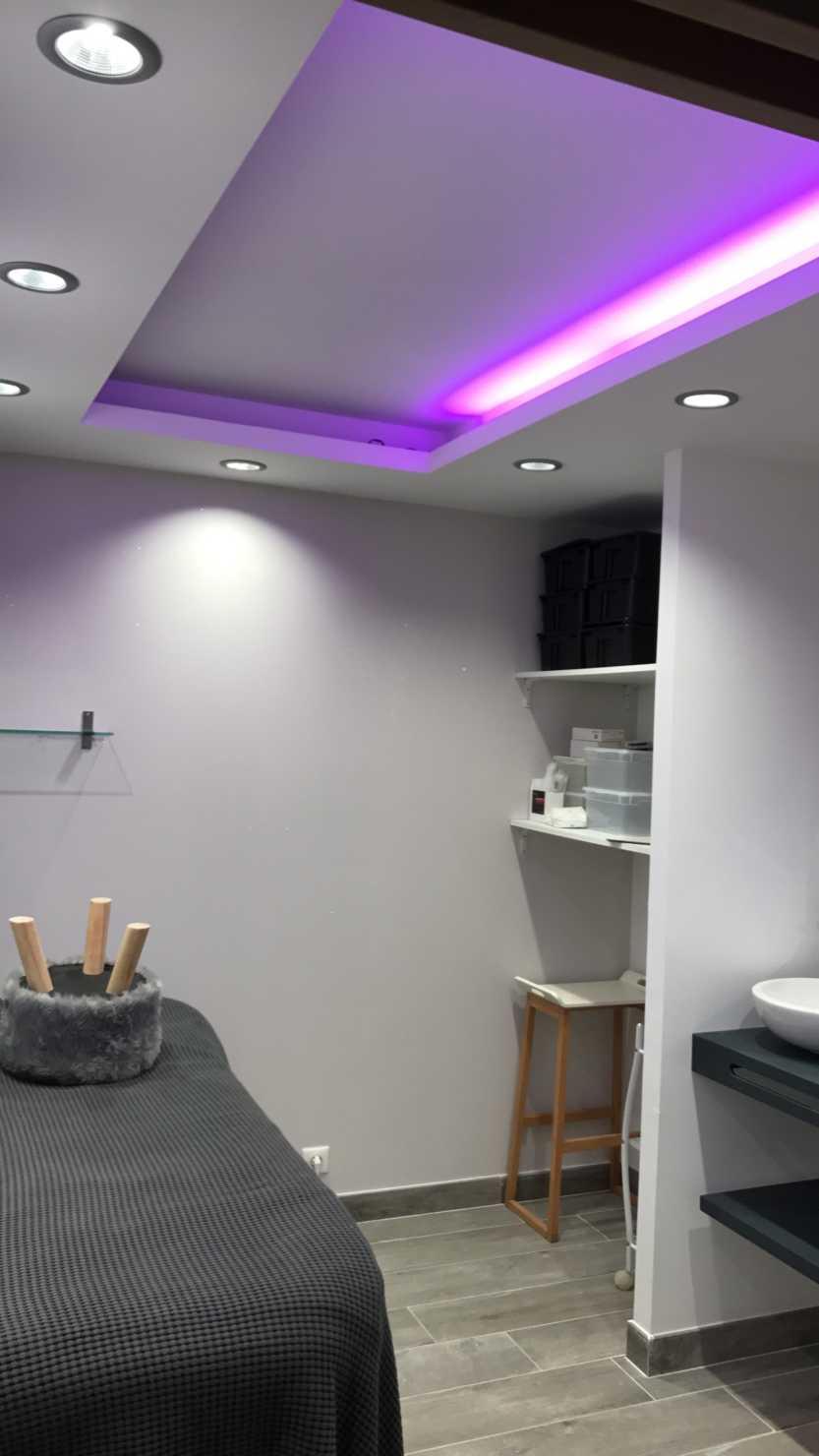 Plafond LED Lambesc