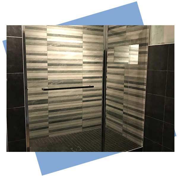 aménagement de salle de bain à lambesc