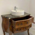Evolution meuble lavabo Lambesc