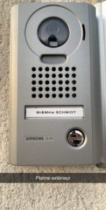 Interphone Lambesc