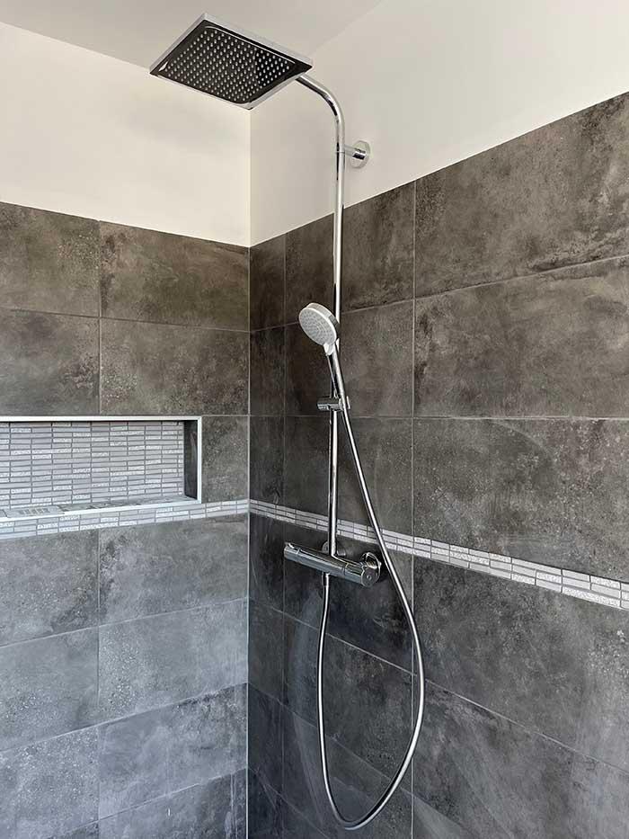 HANSGROHE - Crometta E240 Showerpipe